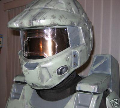 Halo costume, 1