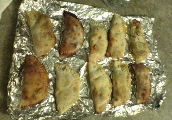 bacon empanadas