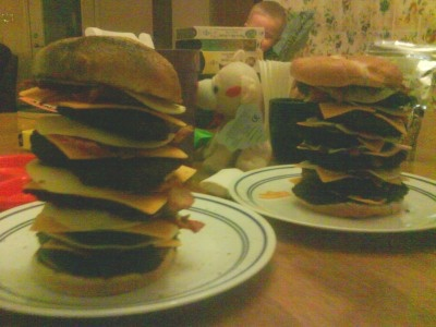 These were called the twin towers of cholesterol