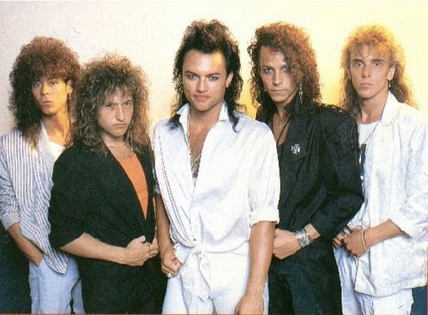 hair bands from the '80s, 3