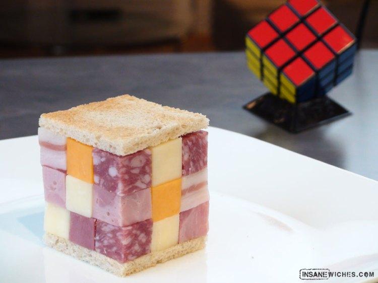 Rubix Cubewich