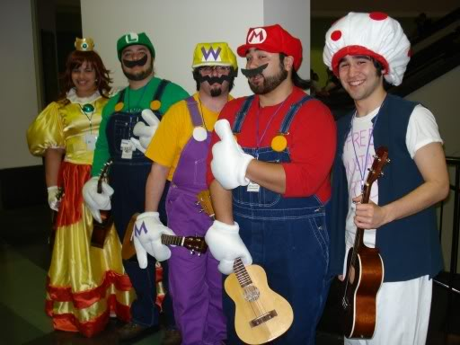 costume u2013 Super Mario band  sc 1 st  Buffet ou0027 Blog - WordPress.com & costume u2013 Super Mario band | Buffet ou0027 Blog