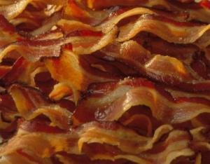 bacon - sea of bacon