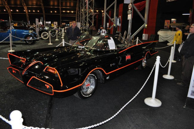 Batmobile - at auction