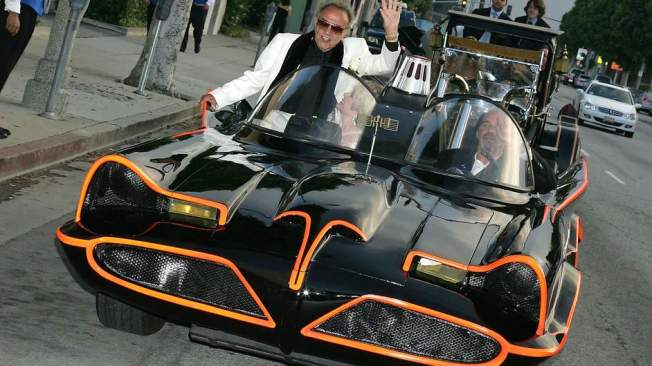 George Barris Receives Life Achievement Award - Arrivals