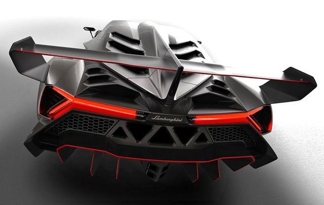 Lamborghini-Veneno-back