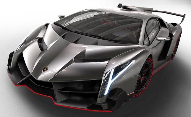 Lamborghini-Veneno-front